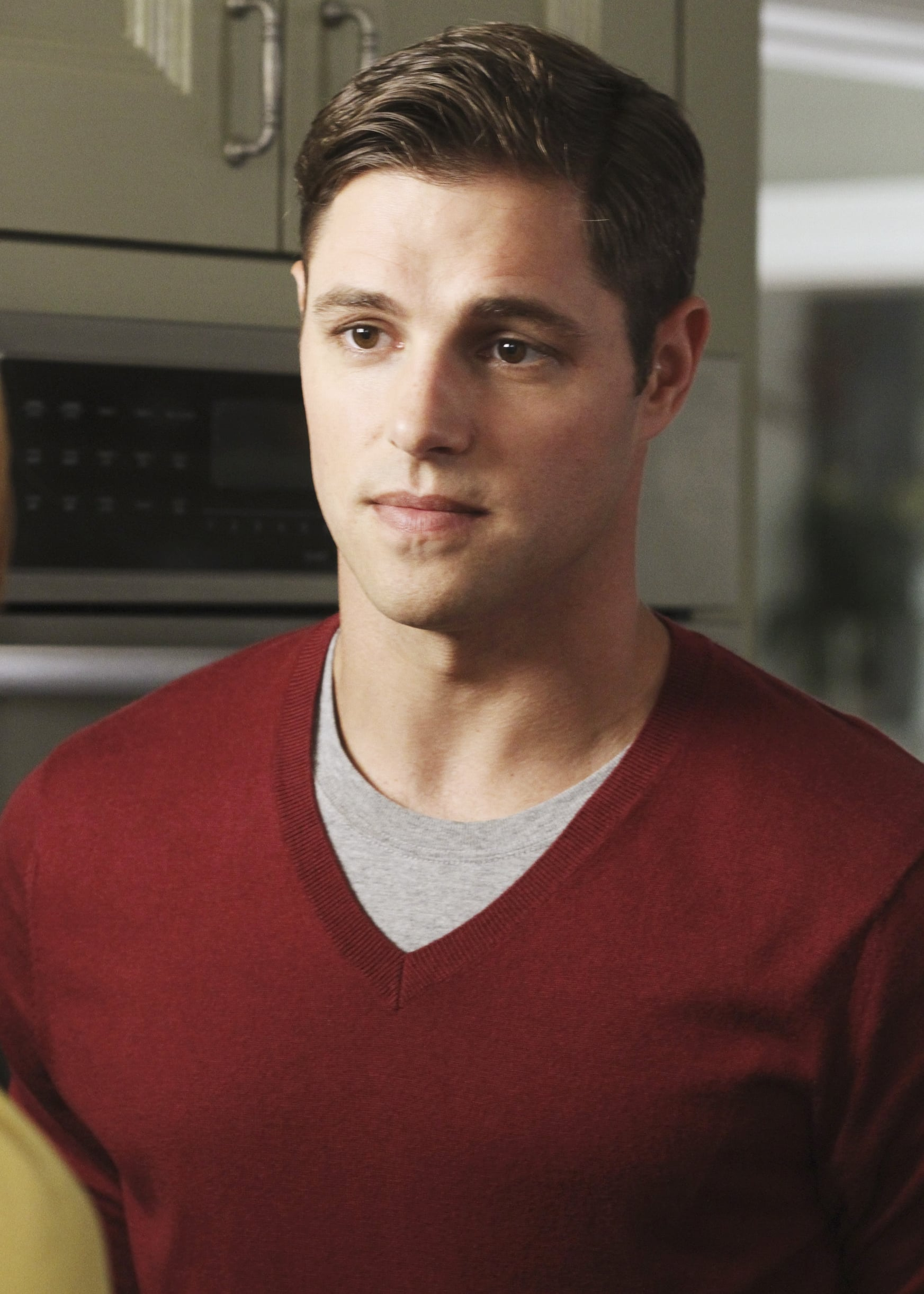 And making women swoon on Desperate Housewives in 2010.