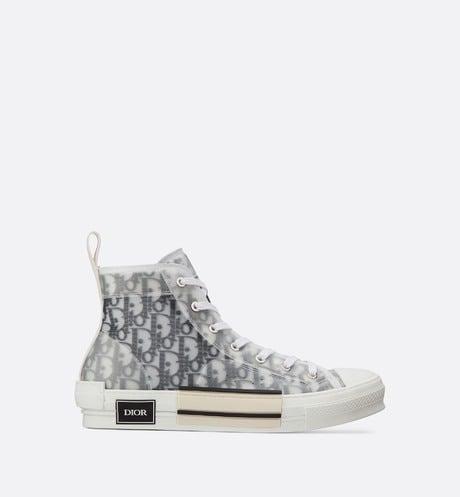 Dior B23 High-Top Sneakers
