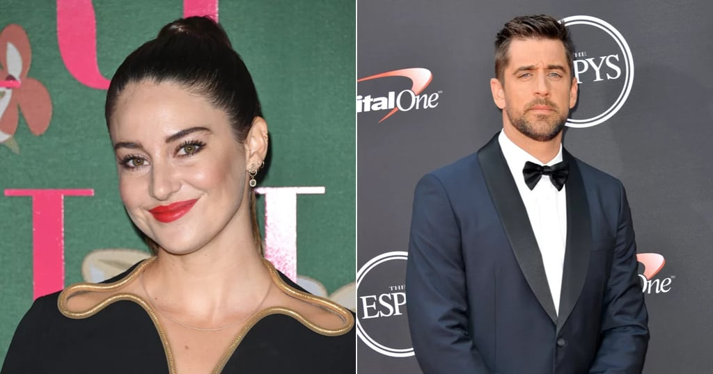 Shailene Woodley and Aaron Rodgers Relationship Timeline