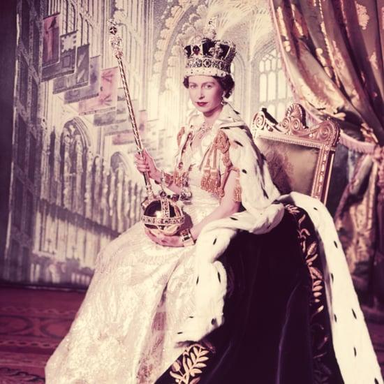 Queen Elizabeth Coronation Dress