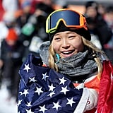 2018: Chloe Kim Flies High in Pyeongchang