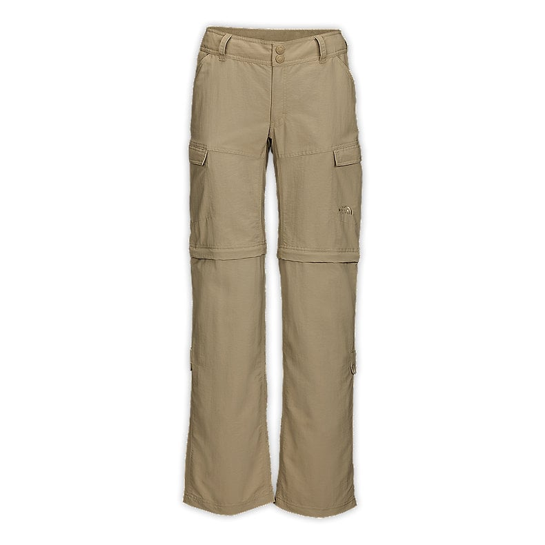 Convertible pants might seem a bit dorky, but they are commonplace on the trail —and for good reason. A morning hike starts out misty and cool, but by the time the afternoon rolls around, the weather has completely warmed up. Lucky for you, all it takes is a simple zip to go from pants to shorts. The Paramount Peak Convertible Pants from North Face ($65-$75) have tons of pockets, are made from water-repellant and abrasion-resistant material, and contain UPF 30 protection — all reasons to leave your gym capris at home.