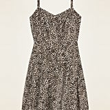 Old Navy Printed Fit & Flare Cami Mini Dress