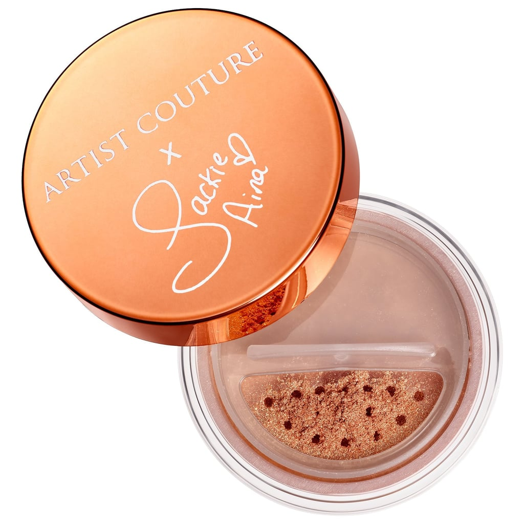 Jackie Aina Artist Couture La Bronze Highlighter at Sephora