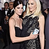 Pictured: Gwen Stefani and Selma Blair