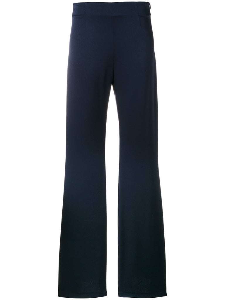 Galvan Flare Trousers