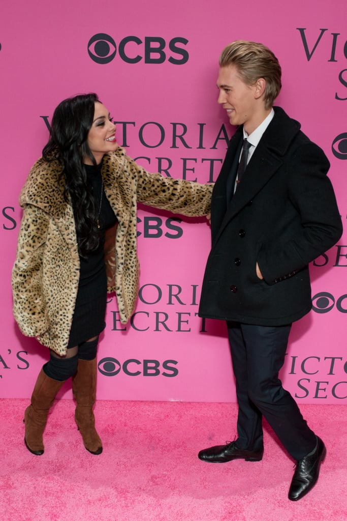 The couple had a great time while attending the 2012 Victoria's Secret Fashion Show in NYC.