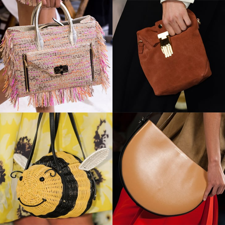 Best Runway Bags Fashion Week Spring 2016