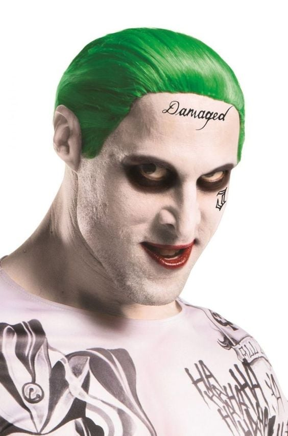 Suicide Squad Joker Makeup Kit ($13)