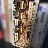 DIY Harry Potter Shelf