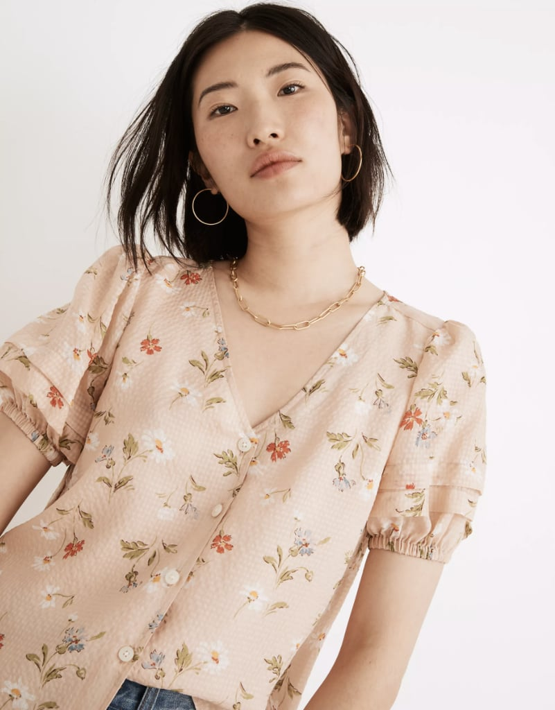 Best New Arrivals From Madewell   August 2021