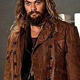 Jason Momoa, aka Khal Drogo