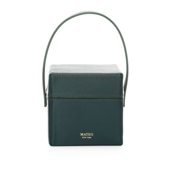 Mateo New York Box Bag