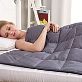 Amy Garden All-Seasons 7 Layers Cotton Preminum Weighted Blanket