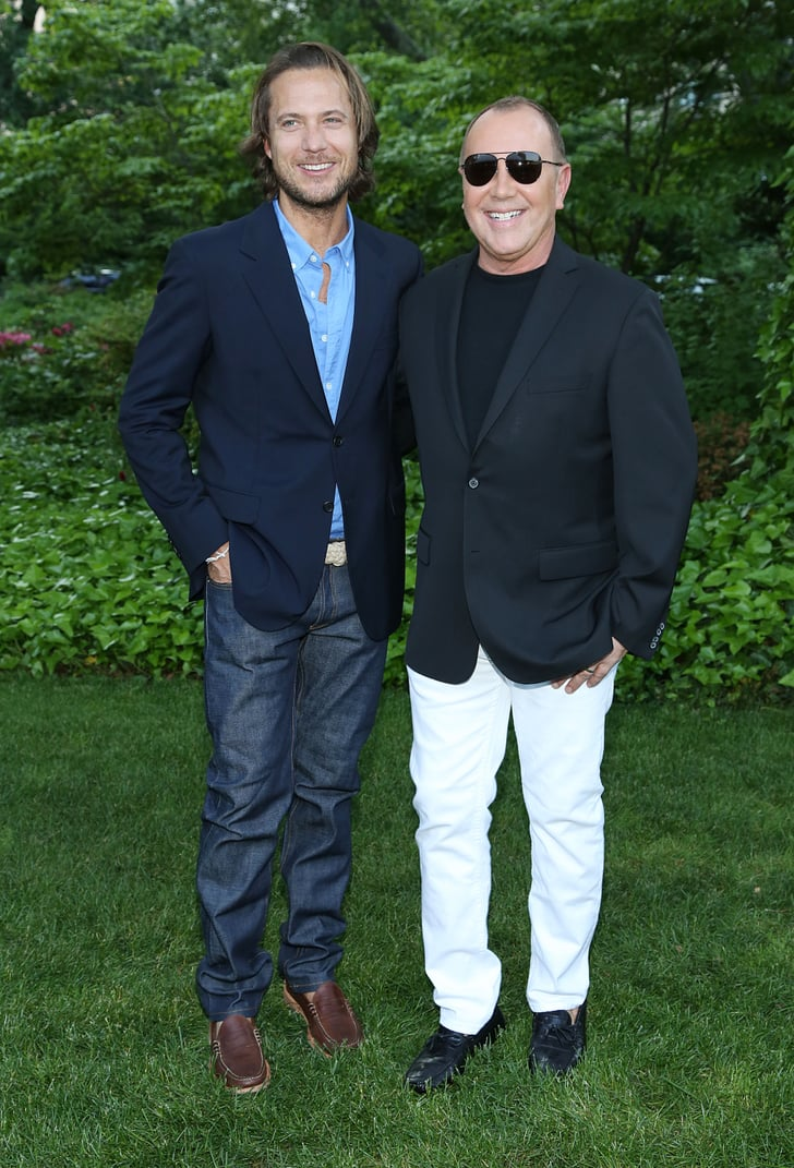 Michael Kors and Lance LePere | Famous Gay Couples Who Are ...