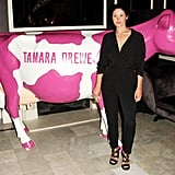 Pictures from Tamara Drewe Premiere