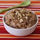 Oatmeal in the Crockpot