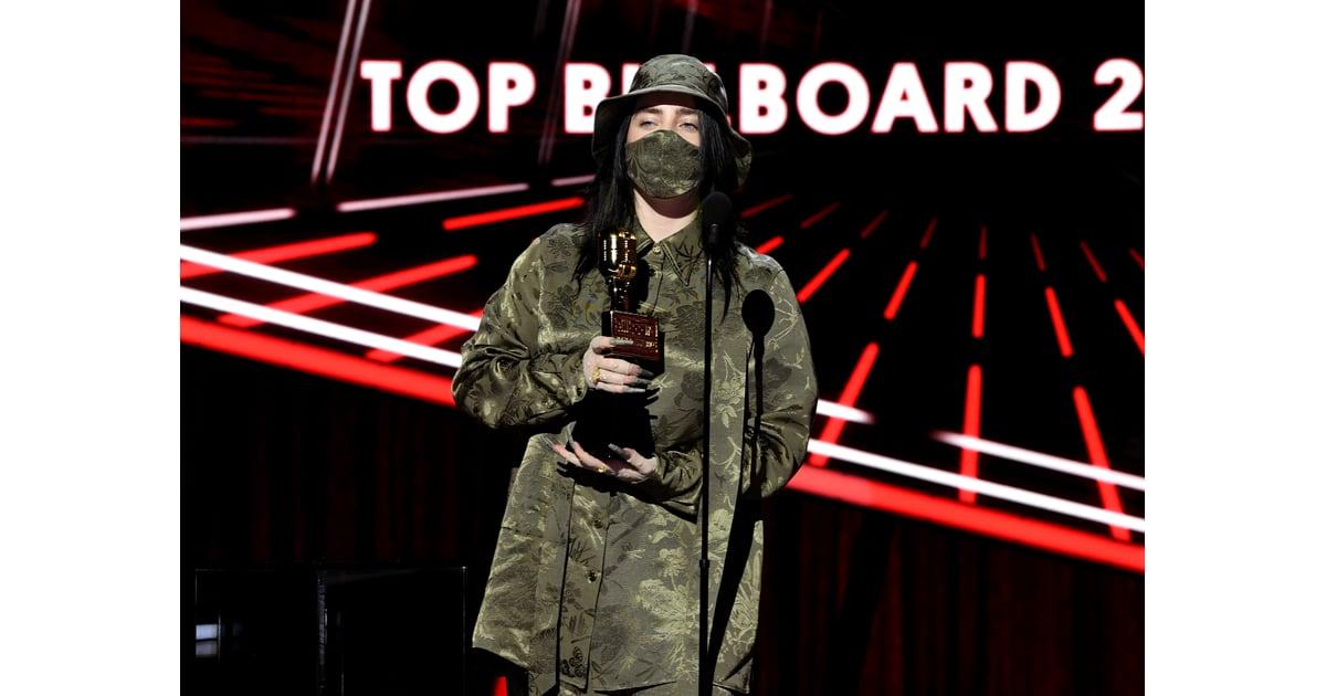 Billie Eilish at the 2020 Billboard Music Awards | Best ...