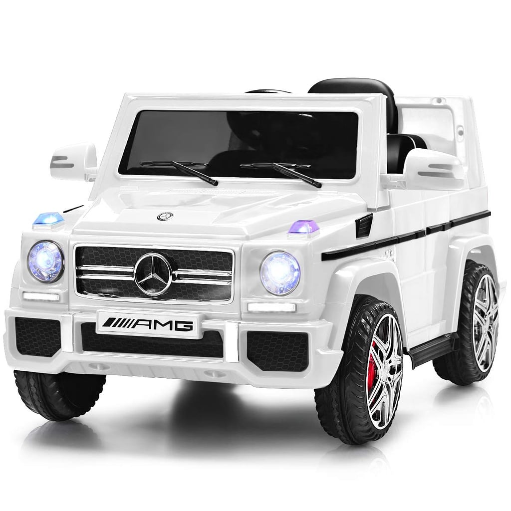 For 5-Year-Olds: Costzon Kids Ride On Car Licensed Mercedes Benz G65