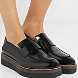 Vince Dorsey Platform Loafers