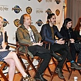 For the annual celebration of Harry Potter at Universal Orlando in January 2016, Evanna Lynch, Rupert Grint, Matthew Lewis, Katie Leung, and Bonnie Wright joined forces for one particularly magical panel.