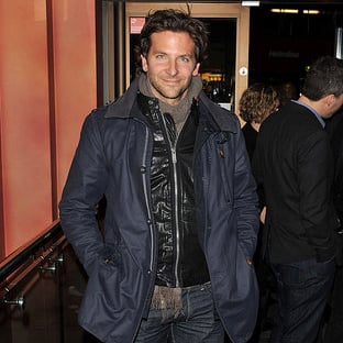 Pictures of Bradley Cooper at the London Limitless Premiere