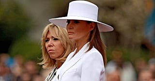 Melania Trump's White Hat Is the Elephant in the Room — of the White House, That Is