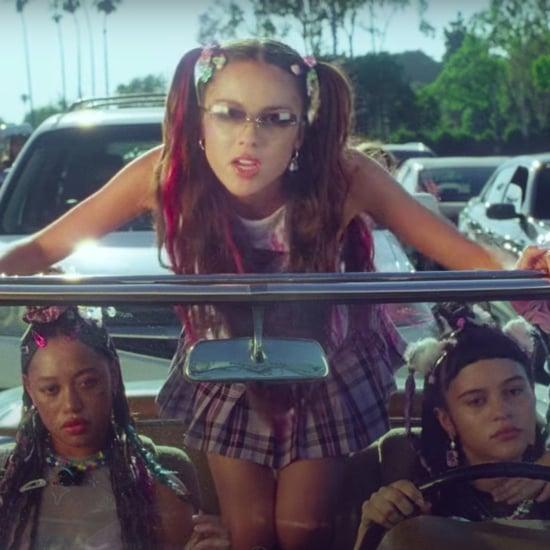 "Celebrity Cameos in Olivia Rodrigo's ""Brutal"" Music Video"