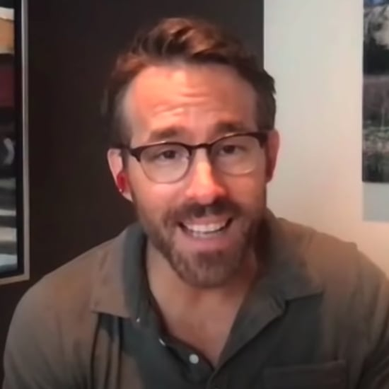 "Ryan Reynolds Talks About Being a ""Girl Dad"" to 3 Daughters"