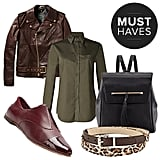 With the kickoff of Fashion Month, it's time to think about stocking up on essentials, from buckled boots to tweed pencil skirts to crisp button-downs. Shop all of the September must-have style picks, thanks to POPSUGAR Fashion.