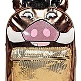 Pumbaa Sequin Backpack