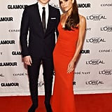 Victoria Beckham at Glamour Women of the Year Awards 2015
