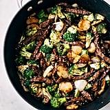 Easy Broccoli Beef Stir Fry