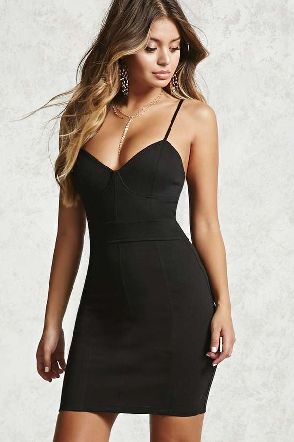 Sexy Black Dresses | POPSUGAR Fashion