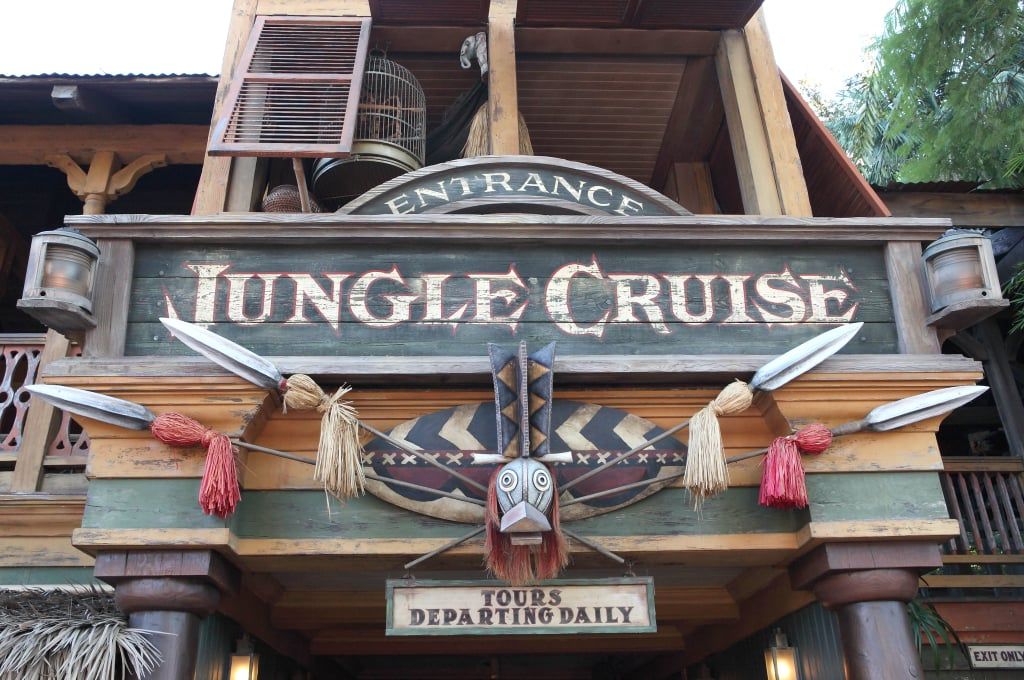 Fun Facts About Disney's Jungle Cruise Ride