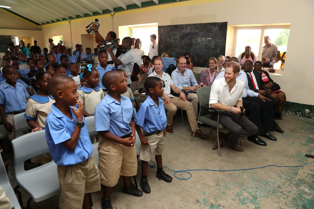 Prince Harry in the Caribbean Pictures 2016