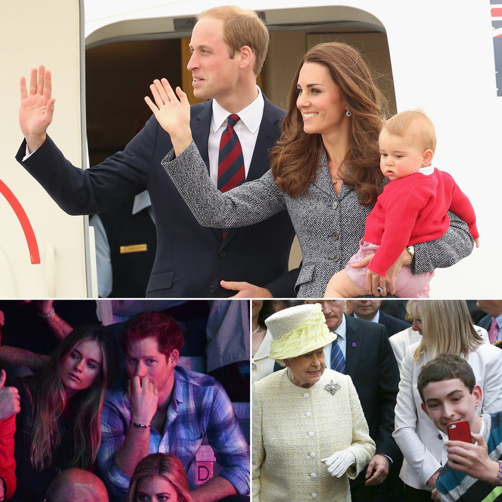 Looking Back at the Year in British Royals