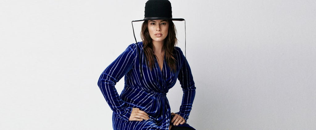 Showing Off H&M's Fall Looks, Ashley Graham Might Just Convince You to Start Wearing Hats, Among Other Things