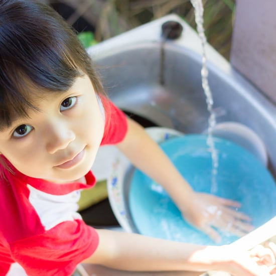 Chore Ideas For Young Children