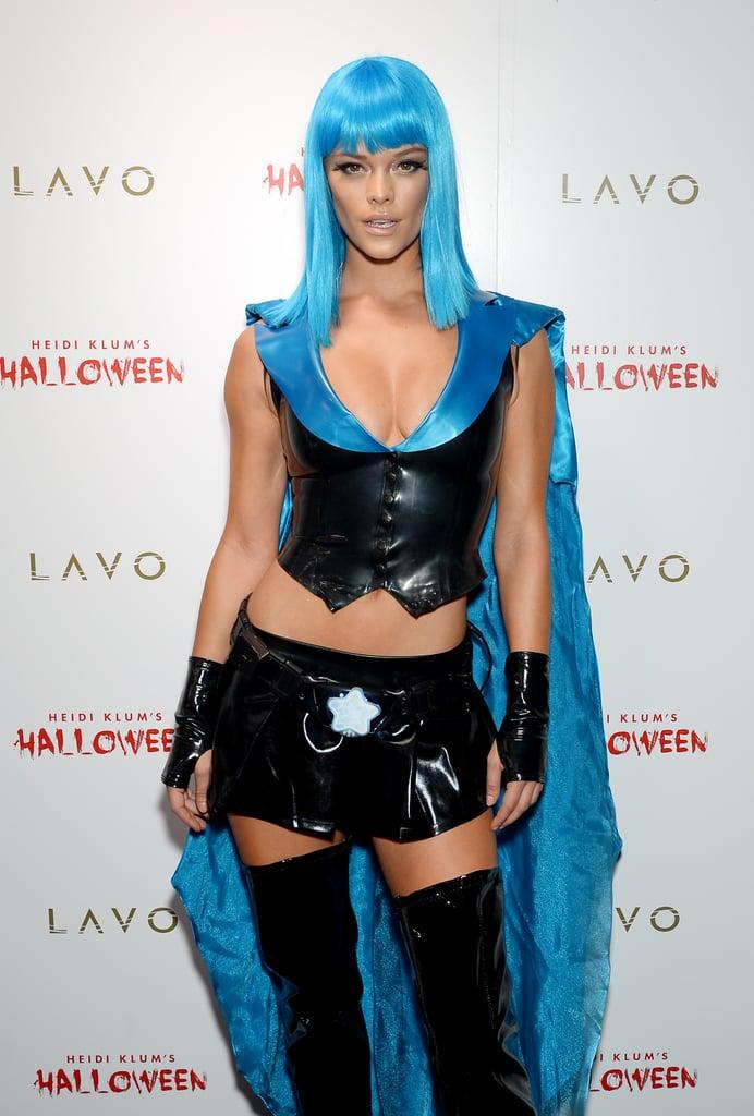 heidi klum 2015 halloween party popsugar celebrity