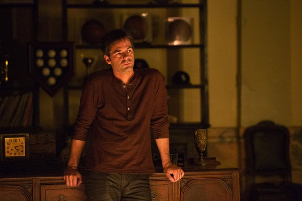 Billy Burke as Miles on Revolution.