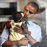 President Barack Obama's Best Pictures With Kids