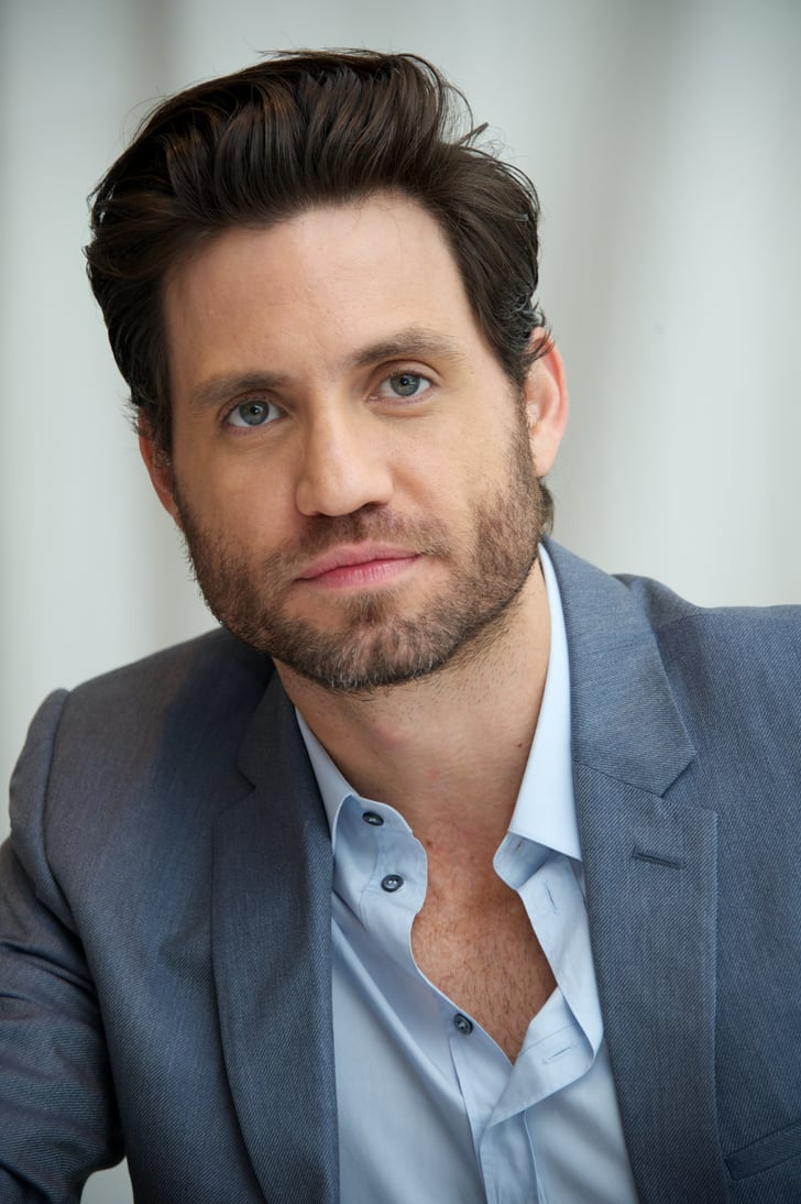 When His Eyes Spoke To Our Souls Edgar Ramirez S Sexiest