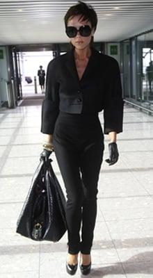 Victoria Beckham on DVB