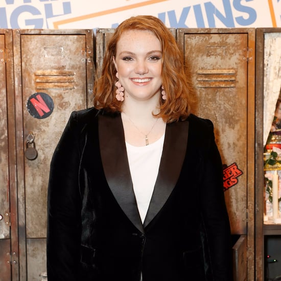 Shannon Purser Interview For Stranger Things