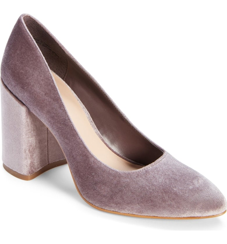 Leith Nik Block Heel Pump