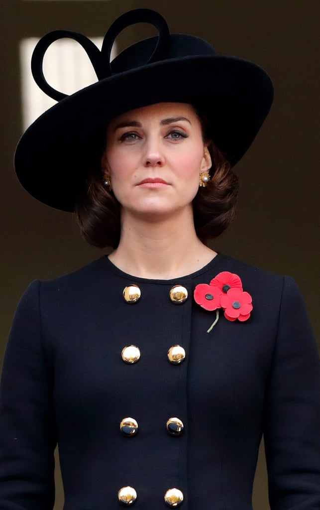Could Kate Middleton's Faux Lob Be a Hint Of to What's to Come?