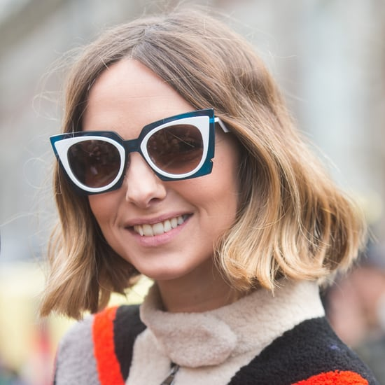 Street Style Hair and Makeup | Fashion Week Fall 2015