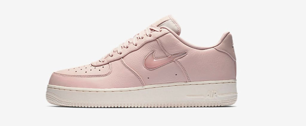 These Blush-Pink Nike Sneakers Are Gonna Fly Off the Shelves