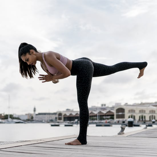 Yoga Poses to Work Your Bum Without Heavy Squats